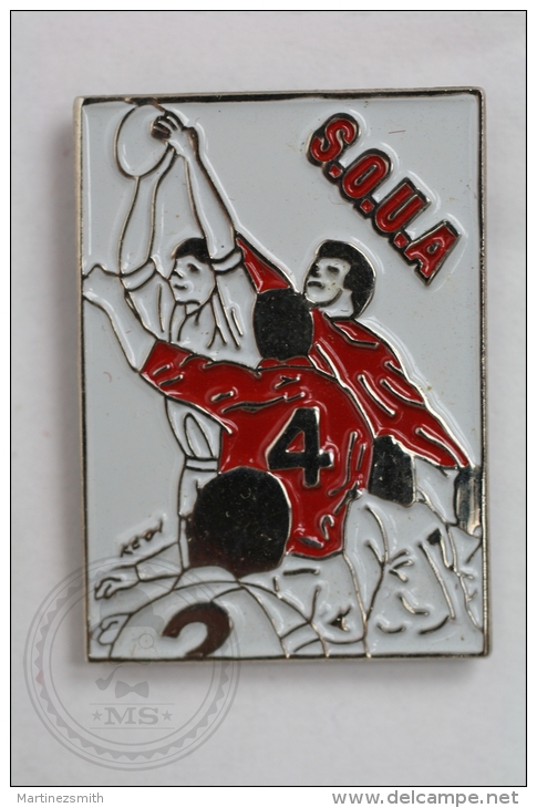 Basketball Pin Badge #PLS - Baloncesto