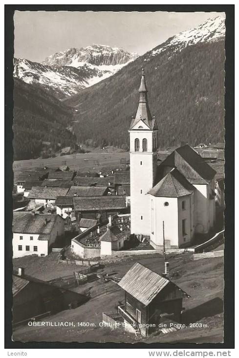 OBERTILLIACH Osttirol Tirol Porze Gasthof WEILER Lienz 1977 - Lienz