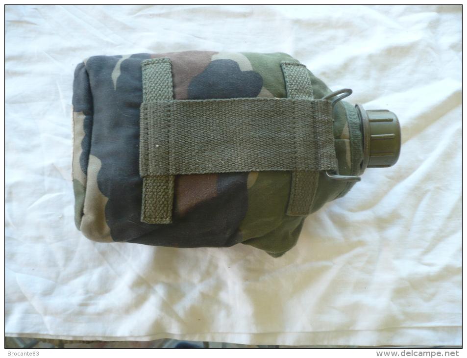 GOURDE ARMEE FRANCAISE MAFCA CIT CHATEAUDUN - Equipement