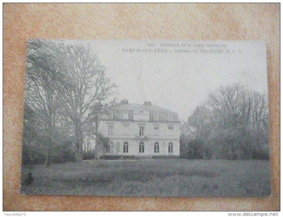 PORT SAINT PERE - Château Du Pré Mériet - Saint-Brevin-les-Pins