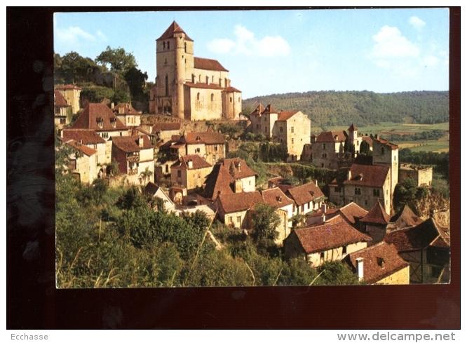 46-S.C.L-1002 Dominant Le Lot Saint Cirq Lapopie - Other Municipalities