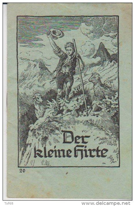 Kleine Heft 1947 Der Kleine Hirte Nr 20 St Johannis Druckerei Dinglingen - Christianisme