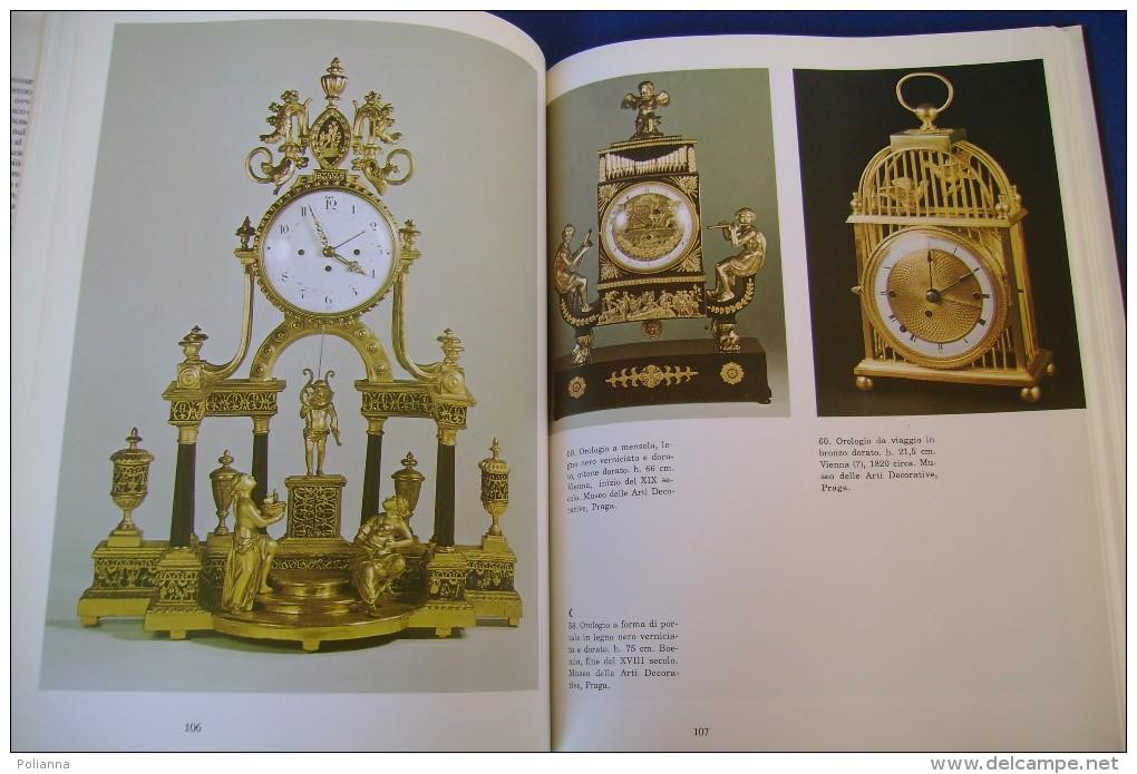 PFY/12 OROLOGI DI TUTTI I TEMPI Melita Ed.1991/PENDOLE/CLESSIDRE /MECCANISMI - Orologi Antichi