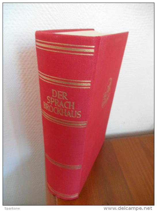 Der Sprach-Brockhaus.   De 1959 - Brockhaus