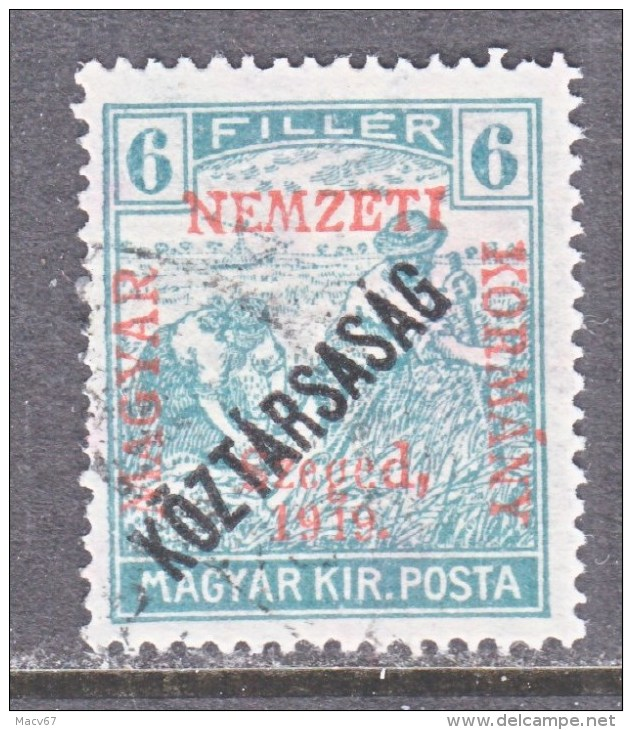 Hungary Szeged   11 N 23   * - Szeged