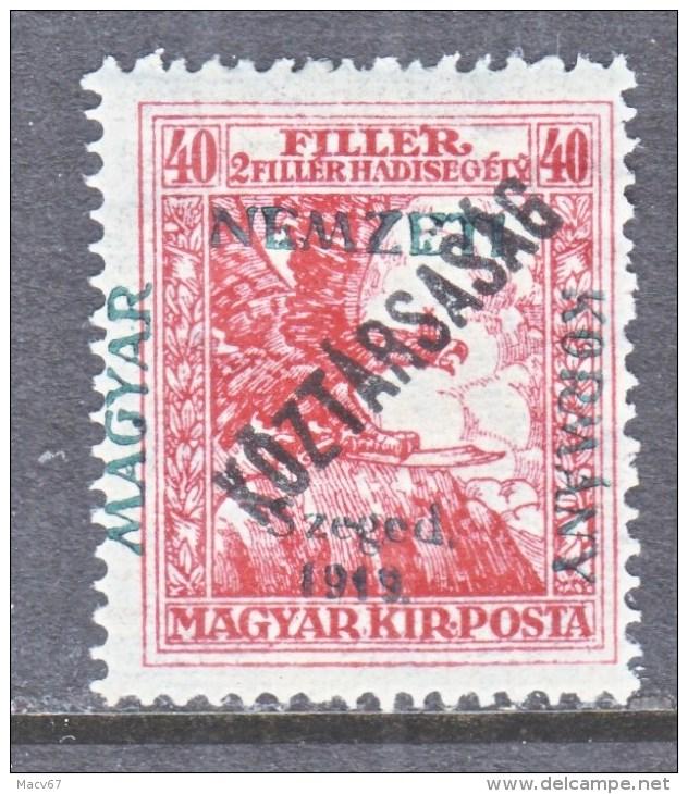 Hungary Szeged   11 N B 3   * - Szeged