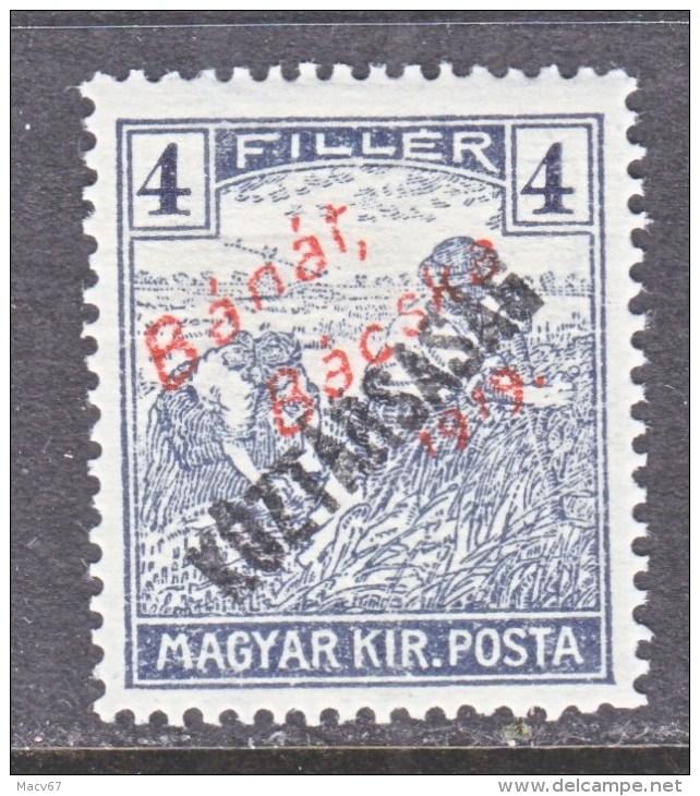 Hungary BANAT-BACSKA   10 N 26   * - Banat-Bacska