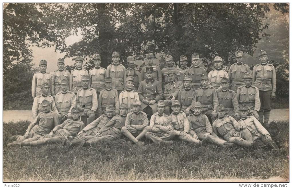 WWI - 42nd Infantry Regiment (IMG0089) - Xx.xx.1916 Lovosice - Weltkrieg 1914-18