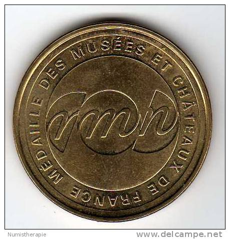 Musée De L´Armée : Médaille Des Musées Et Châteaux De France - Non Classés