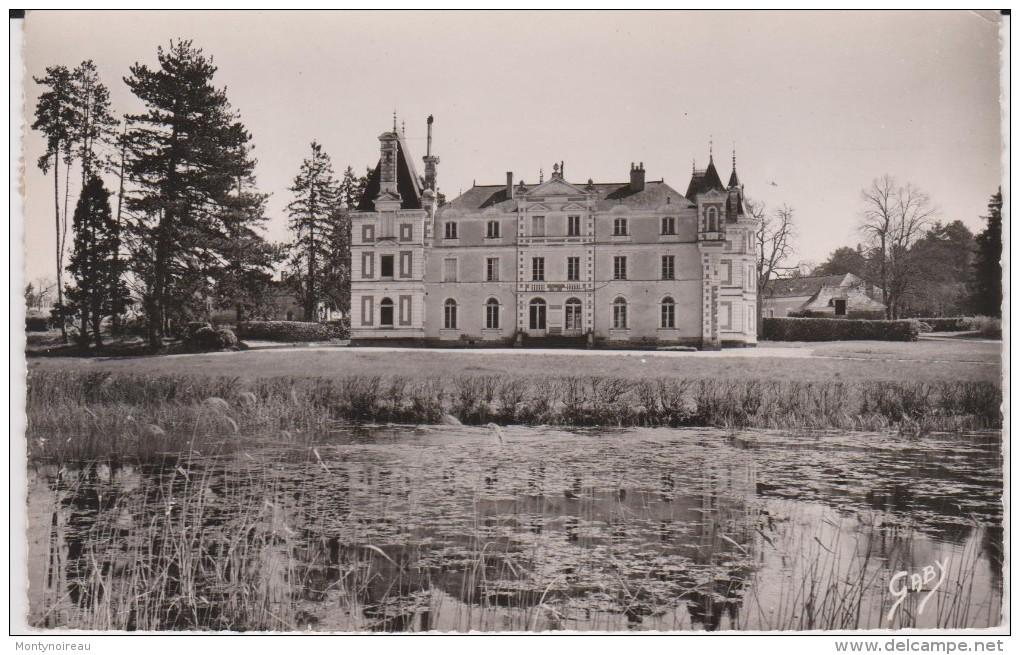Maine  Et  Loire :   BAUGé  ,  Kastelo  De  Grésillon - Non Classés