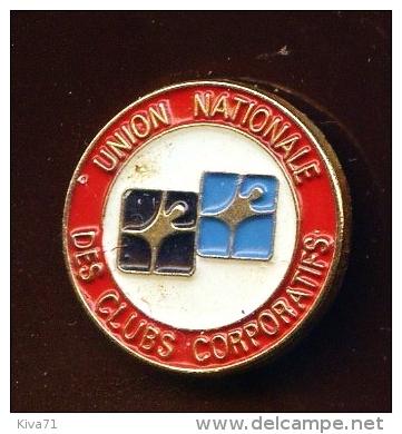 """Paris  """"  Union Nationale Des Clubs Corporatifs (U.N.C.C)""""    Bc Pg9 - Cities"""