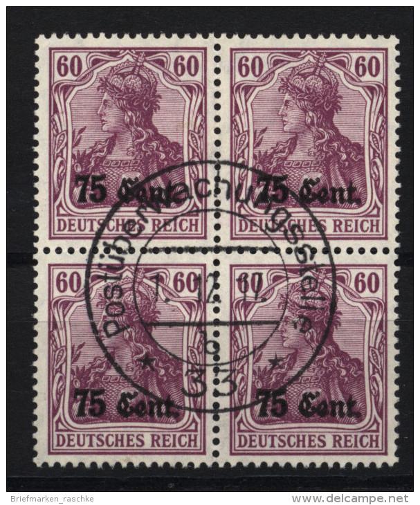 Etappe West,9a,VB,o,gep. - Besetzungen 1914-18