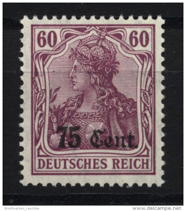 Etappe West,9a,xx,gep. - Besetzungen 1914-18
