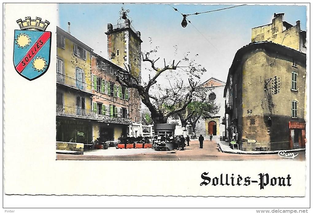 SOLLIES PONT - Sollies Pont