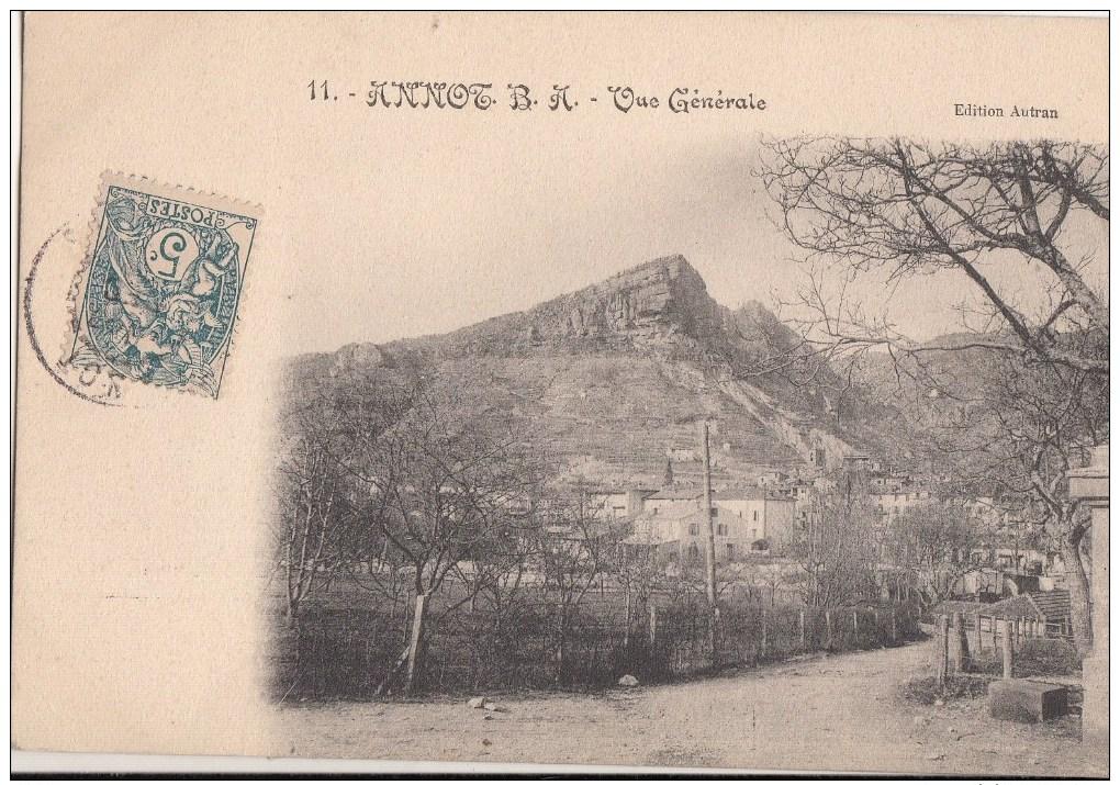 ANNOT VG N° 11 - France