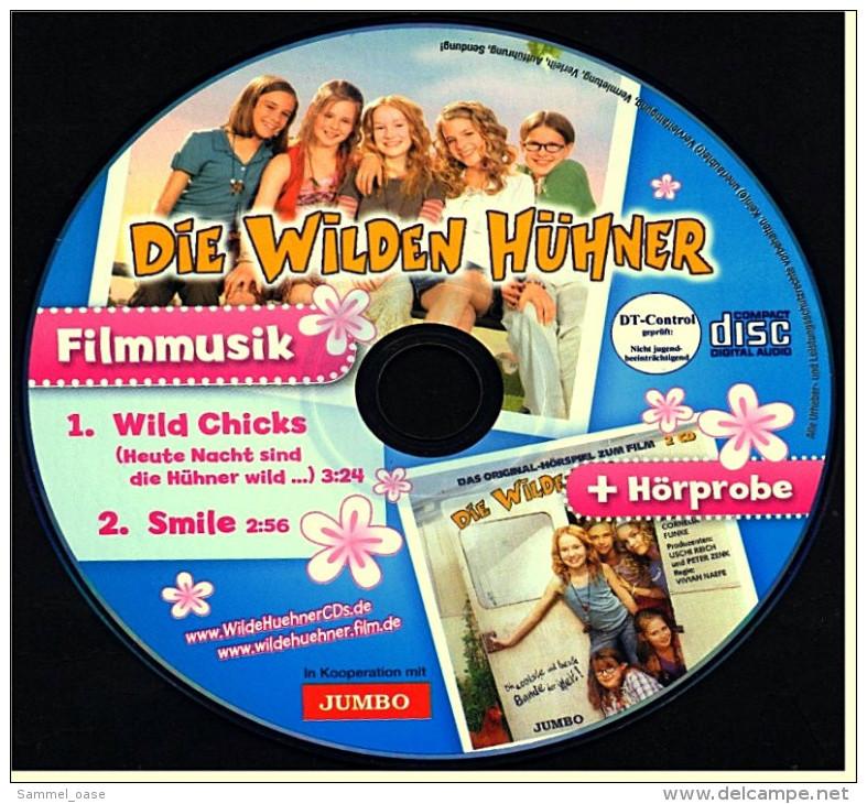 Audio CD Single -  Die Wilden Hühner  -  Filmmusik - Filmmusik