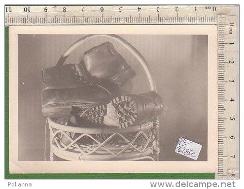 PO6187C# FOTOGRAFIA ATTREZZATURA ALPINISMO - SCARPONI ALPINI Anni '30 - Oggetti