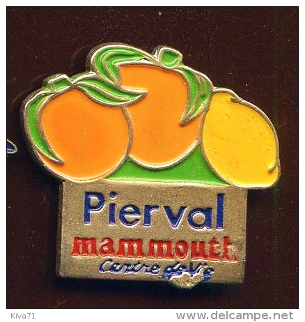 """""""  PIERVAL Boisson  Magasin MAMMOUTH  """" Bc Pg11 - Beverages"""