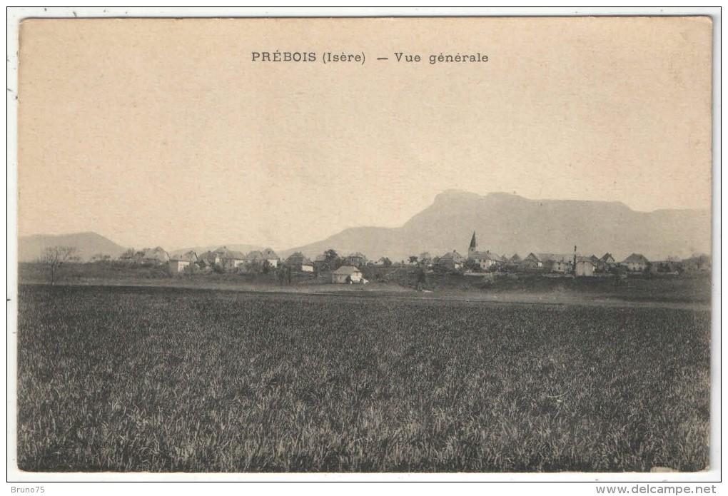 38 - PREBOIS - Vue Générale - Autres Communes
