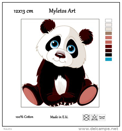 New Tapestry, Gobelin, Picture, Print, Tale, Animal, Panda Bear - Other