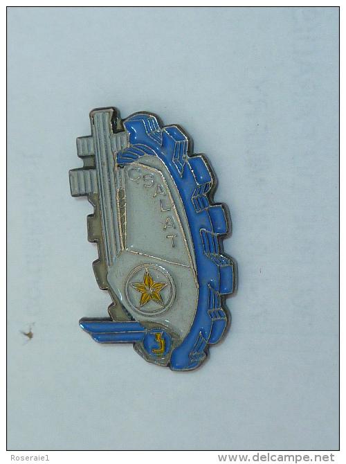 Pin's INSIGNE C.S.A.L.A.T. - Army