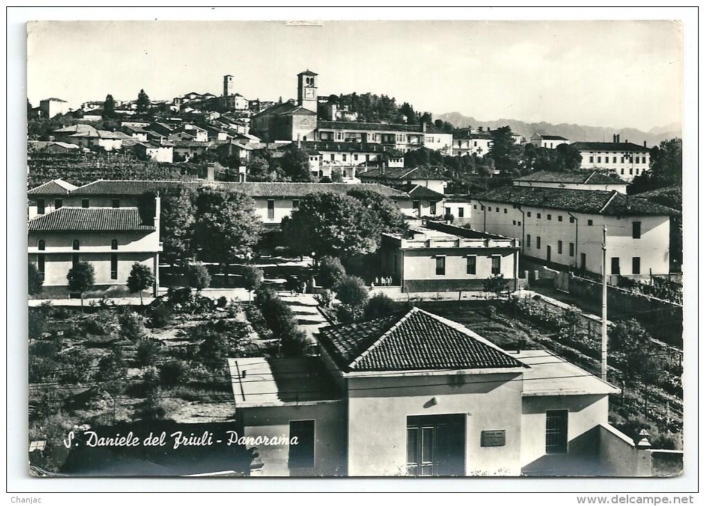 Casm: ITALIE - SAN DANIELE DEL FRIULI Panorama 1967 - Udine