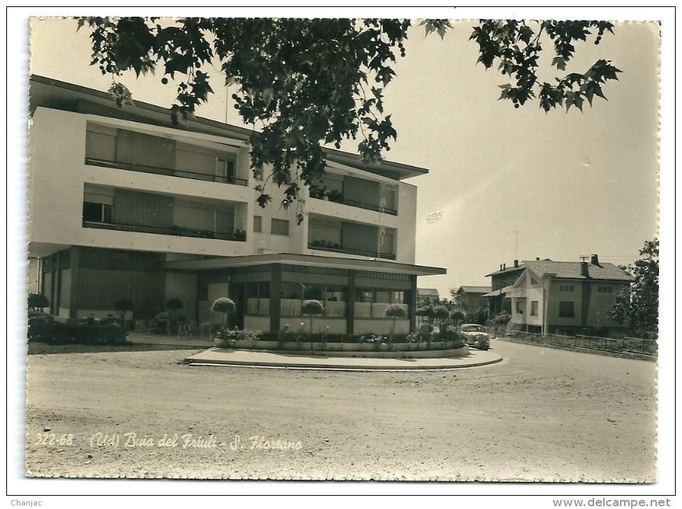 Casm: ITALIE - BUIA DEL FRIULI (Udine)  SAN FLOREANO  (auto)1962  N° 322.68 - Udine