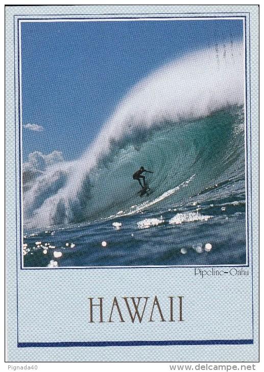 Cp , ÉTATS-UNIS , HAWAII , OAHU , Pipeline - Oahu