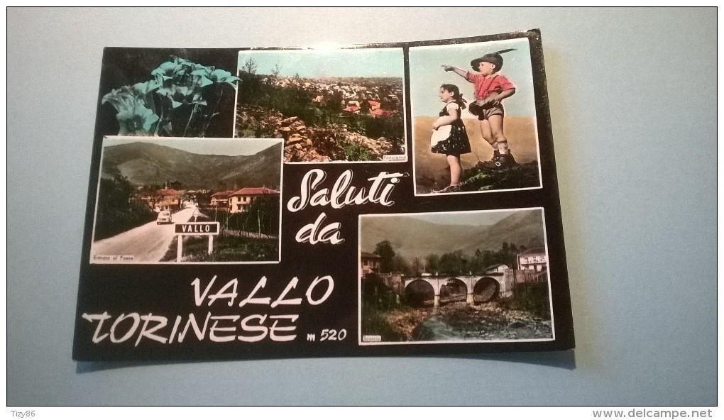 Saluti Da Vallo Torinese - Italy