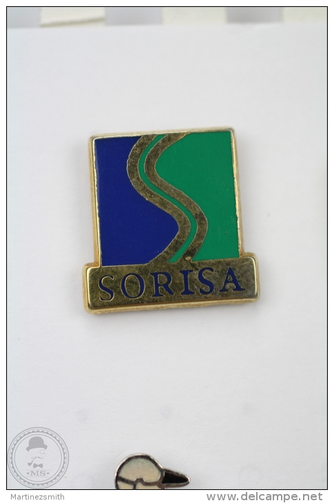 SORISA - Arthus Bertrand Paris Pin Badge #PLS - Arthus Bertrand