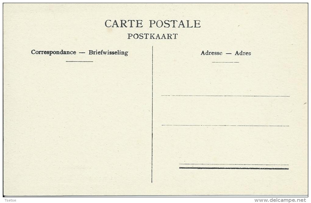 Kalfort -Puurs - Huis Mr J-B Vertonghen , Ex-mécanicien à Paris ( Verso Zien ) - Puurs