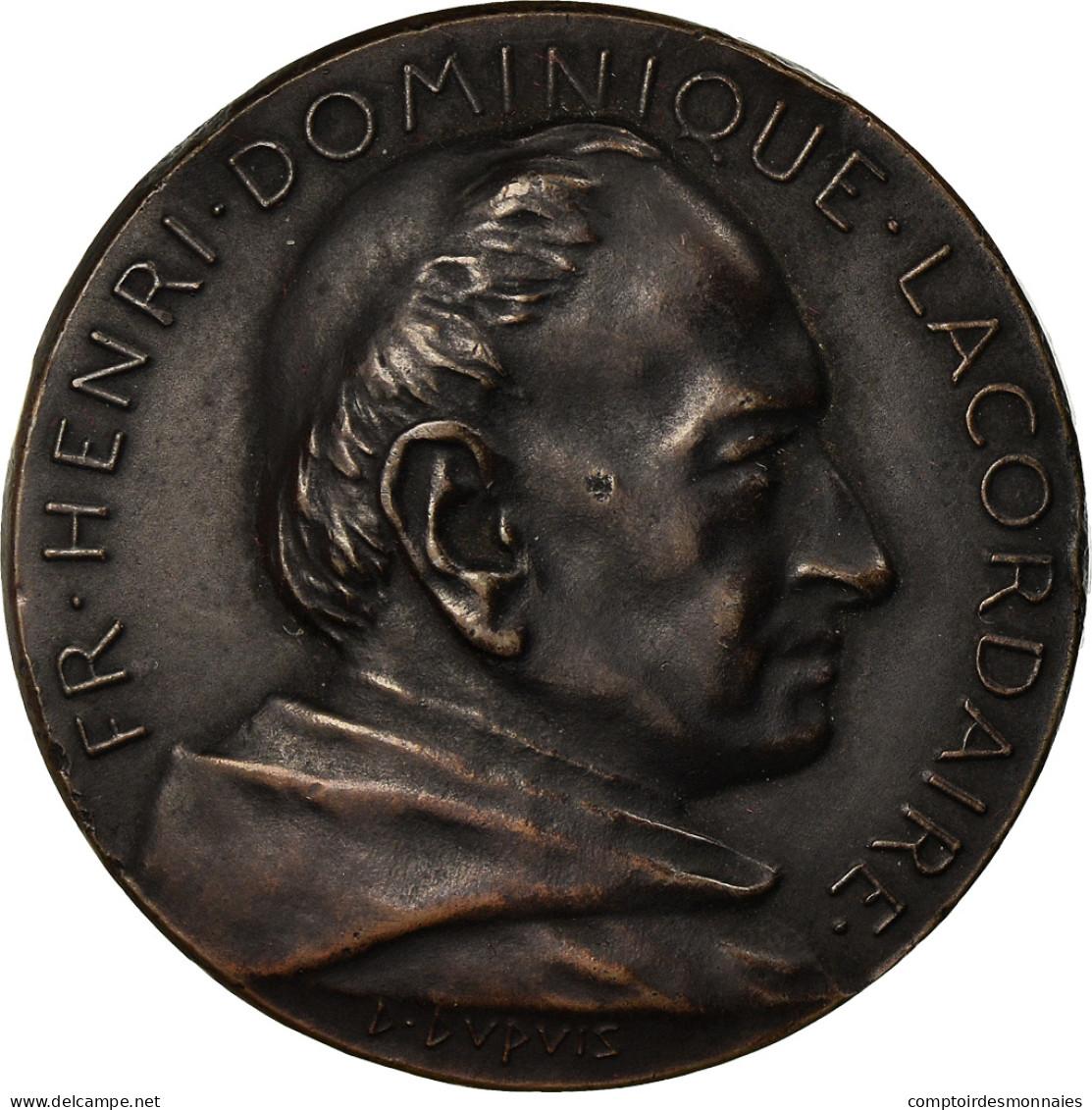 France, Medal, French Third Republic, Politics, Society, War, 1907, Dupuis.D - France