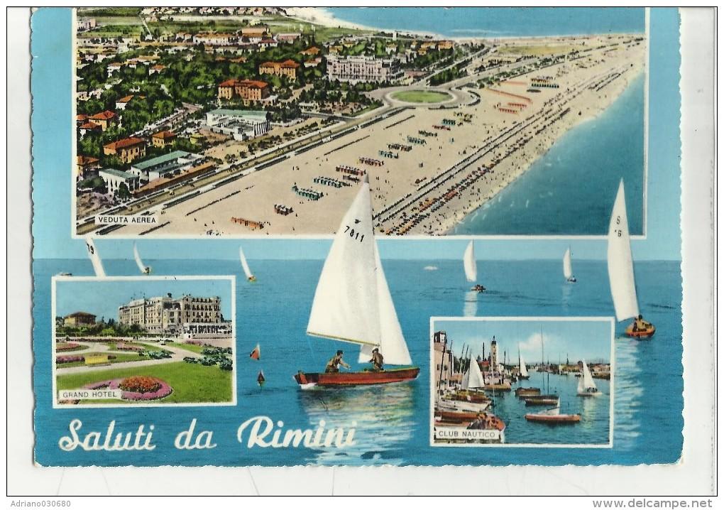 82411 SALUTI DA RIMINI - Rimini