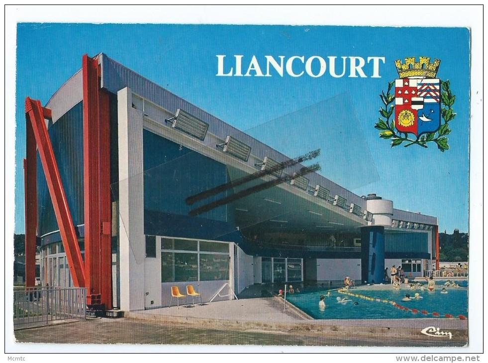 CPM - Liancourt La Piscine - Liancourt