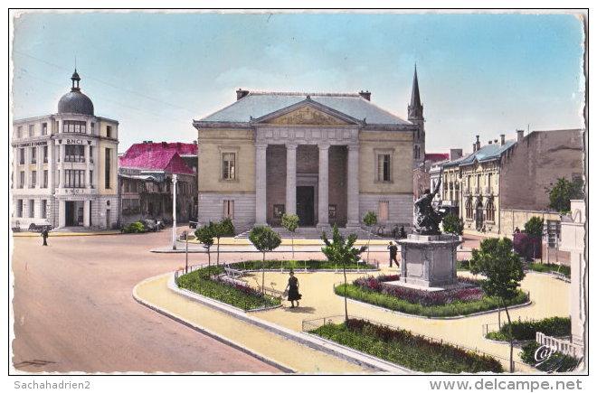 24. Pf. BERGERAC. Vue Vers Le Palais De Justice. 81 - Bergerac