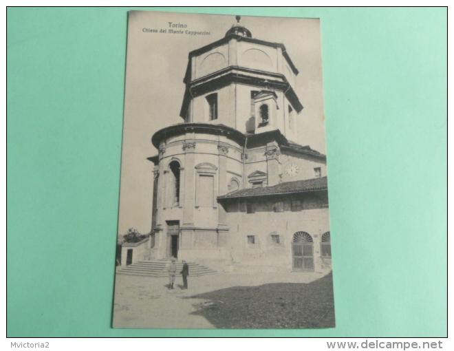 TORINO - Chiesa Del Monte Cappuccini - Chiese