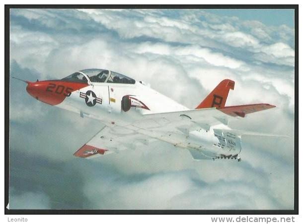 RUSSIA GOSHAWK T-45A Airplane Plane Moscow 2014 - 1946-....: Moderne