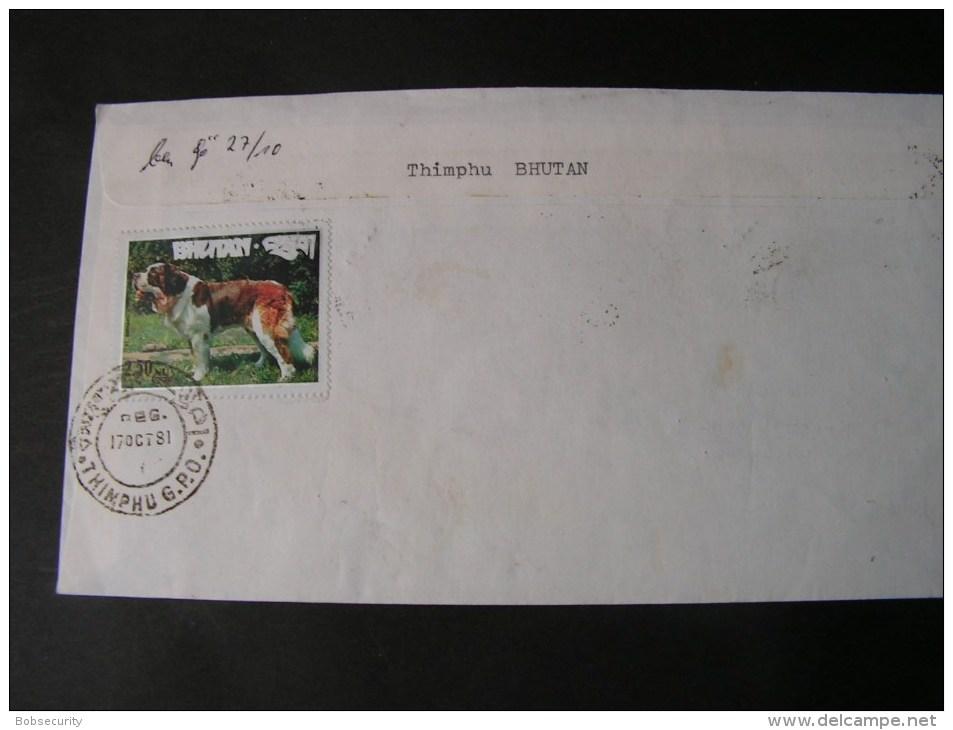 ==  Bhutan , Ghandi Cv. R-1981 - Bhutan