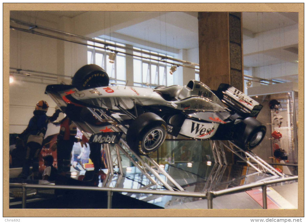 Photo Formule I Mercedes - Automobile - F1