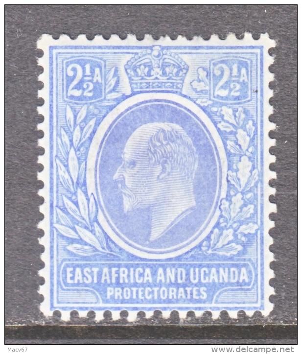EAST AFRICA & UGANDA  PROTECTORATES  20   *  Wmk 3 Multi  CA - Kenya, Uganda & Tanganyika