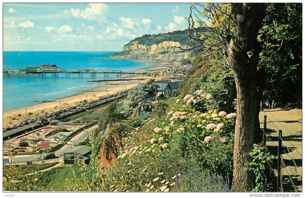 Royaume-Uni - Angleterre - Isle Of Wight - The Esplanade And Pier , Shanklin - Bon état Général - Autres