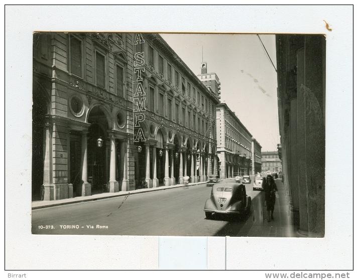 TORINO,Via Roma-1967-Auto-CAR-!!!!!! ! - Non Classés
