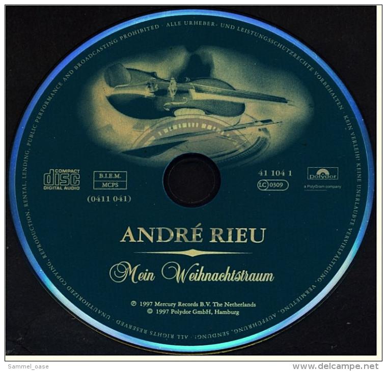 CD -  André Rieu  -  Mein Weihnachtstraum  -  Von 1997 - Weihnachtslieder