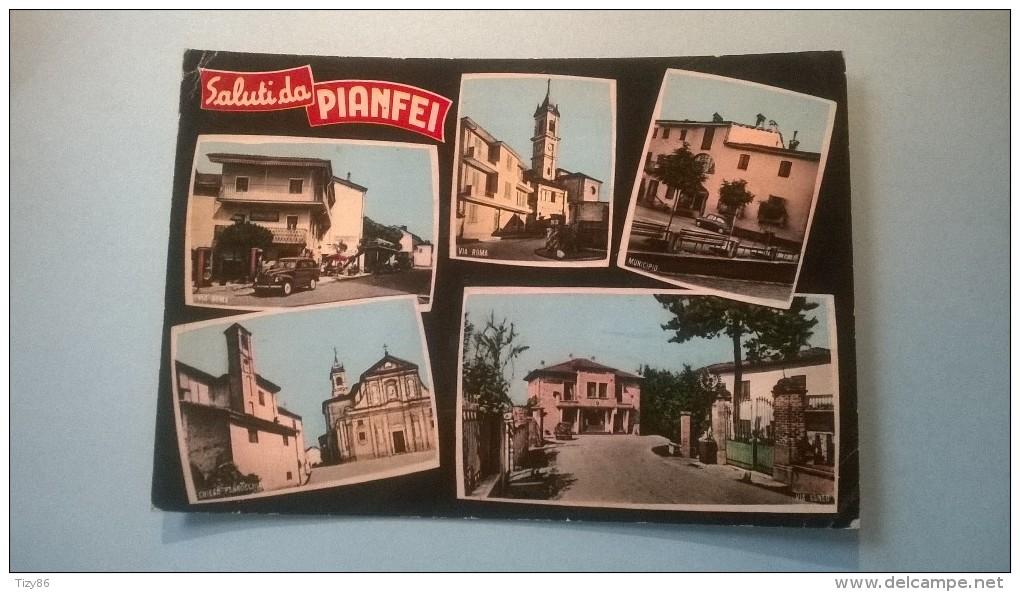 Saluti Da Pianfei (CN) - Cuneo
