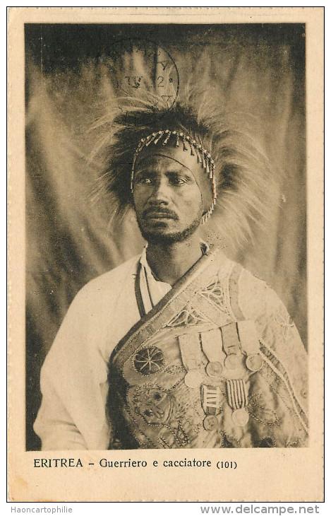 Eritrea : Guerriero Cacciatore - Erythrée