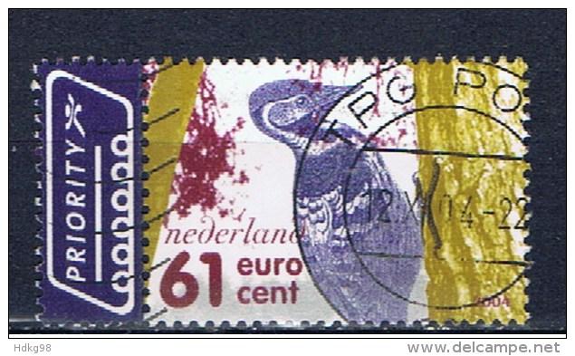 NL+ Niederlande 2004 Mi 2232 Specht - Gebruikt