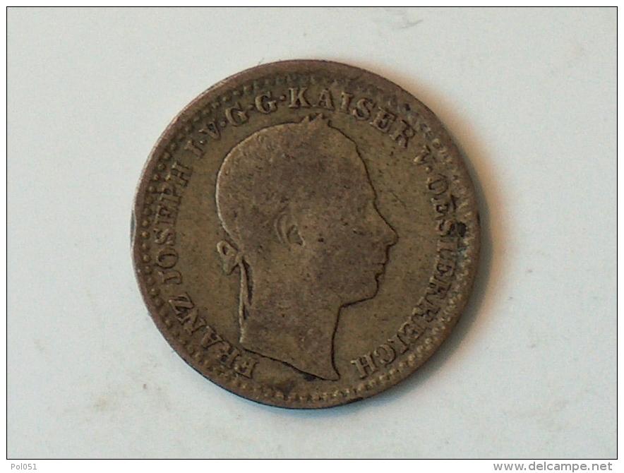 AUTRICHE 10 CENT 1859 M - Autriche