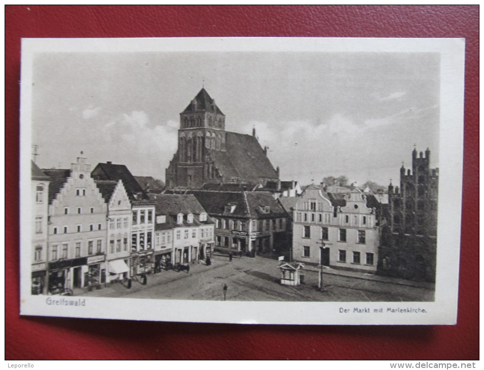 AK GREIFSWALD Ca.1920  // /  D*13290 - Greifswald