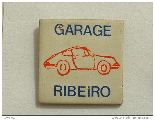 PIN´S PORSCHE - GARAGE RIBEIRO - Porsche