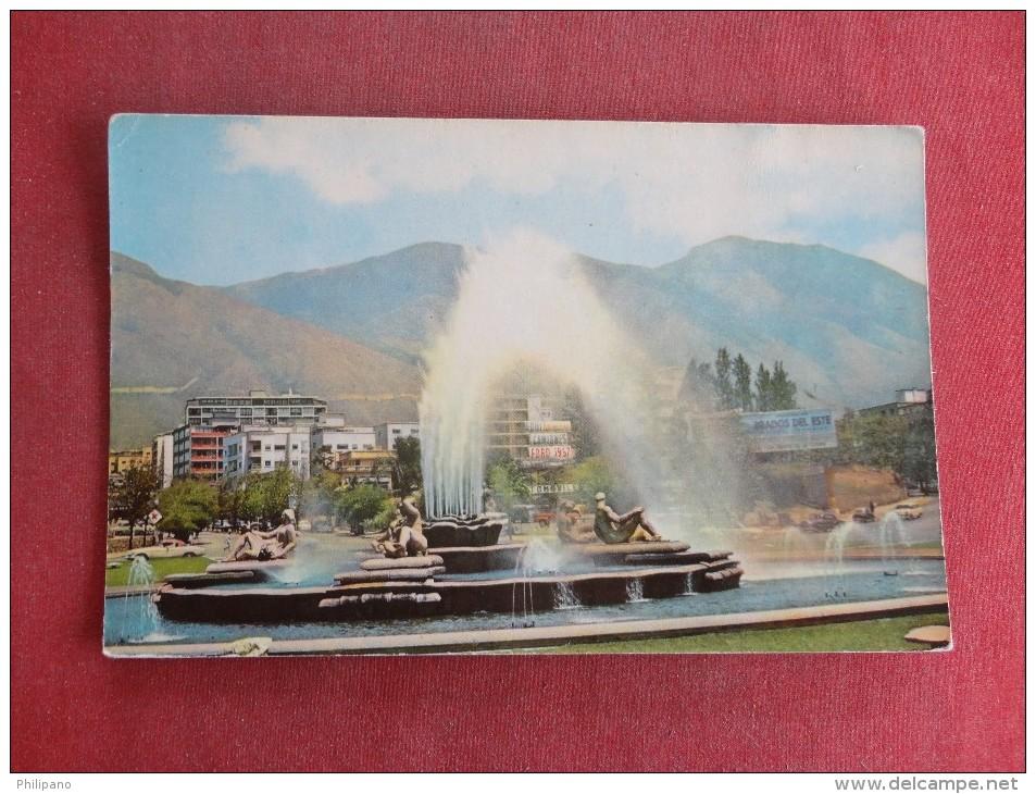 Venezuela  Caracas Plasa  Ref 1455 - Venezuela